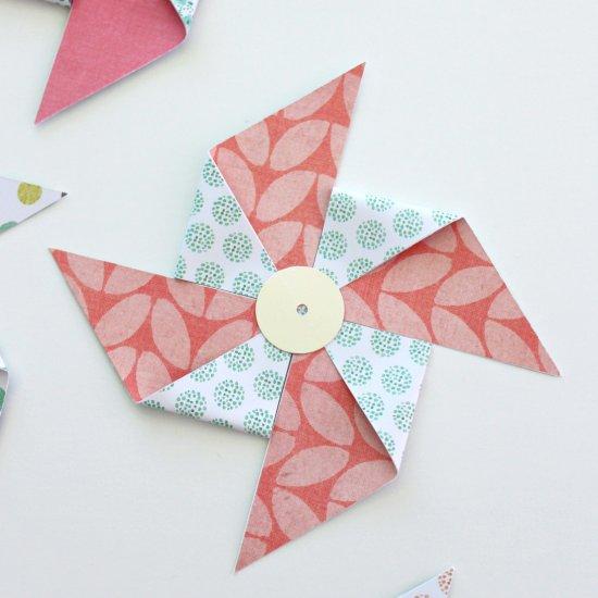 Pinwheel Gallery Craftgawker