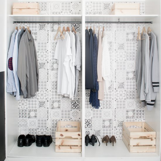 UGLY WARDROBE MAKEOVER