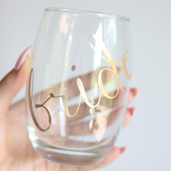 Bride Glass