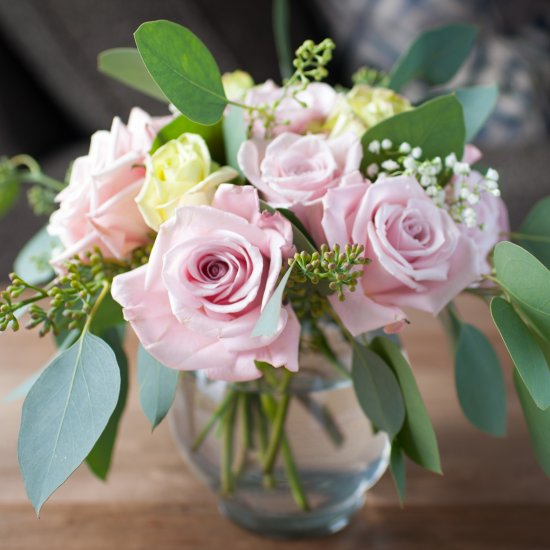 Rustic Floral Arrangement How-To