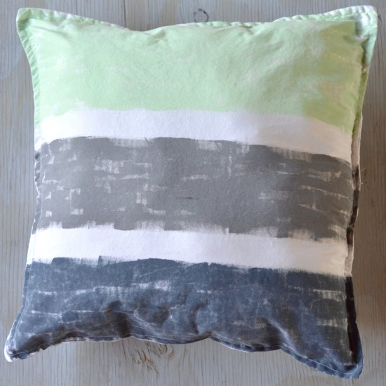 Hand Painted Throw Pillows Craftgawker Custom Hand Painted Decorative Pillows
