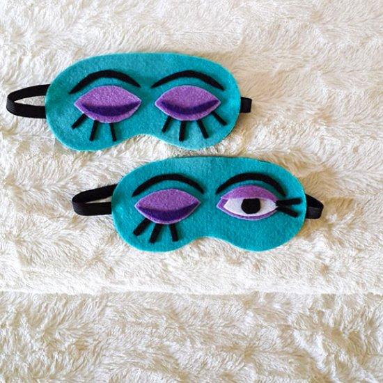 Sleep Mask Diy