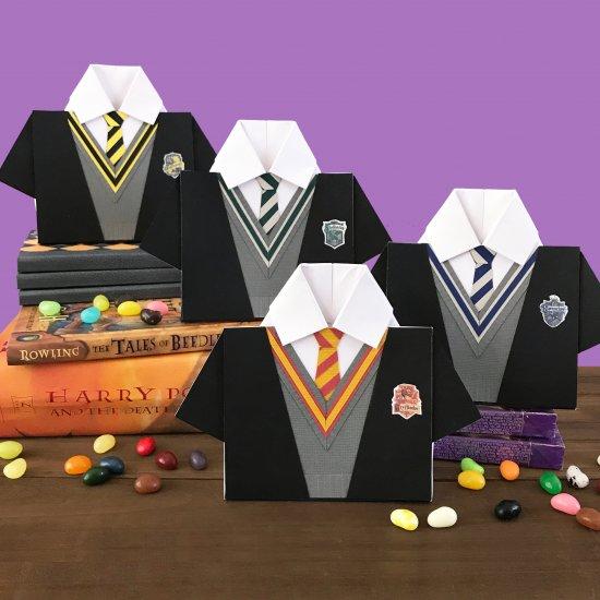 Harry Potter Origami Treat Box