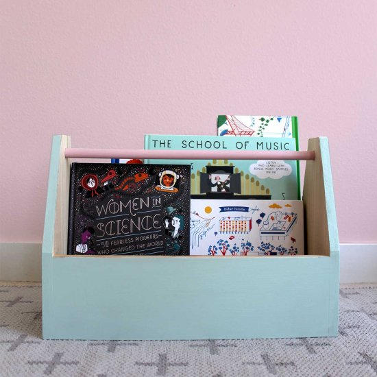 Books magazines gallery craftgawker page 4 book caddy diy solutioingenieria Images