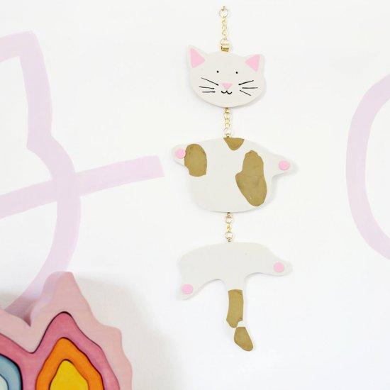 Kitty Mobile DIY