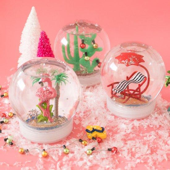 California Snow Globes