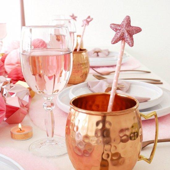 christmas ornament drinks stirrers | craftgawker