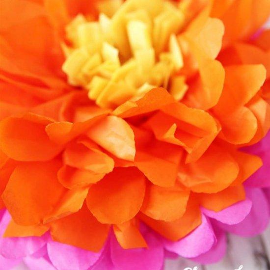 Tissue paper flowers gallery craftgawker diy tissue paper flowers mightylinksfo