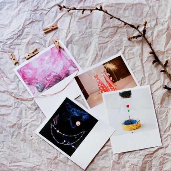 polaroid gallery craftgawker
