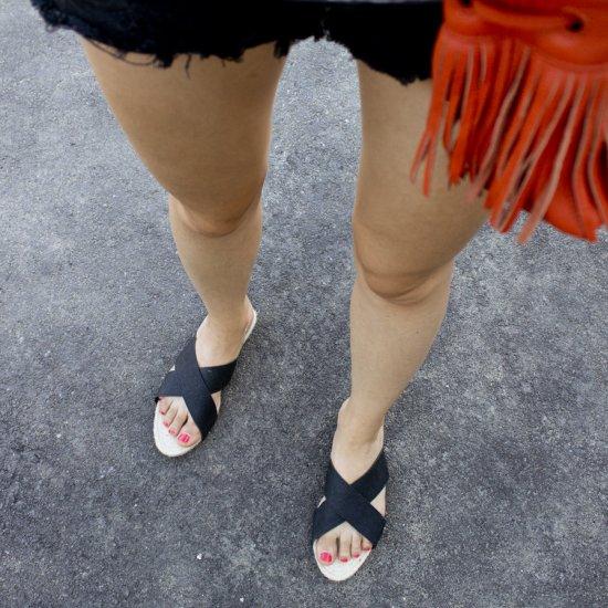 1a6a5b704b364d Minimalistic vegan leather sandals