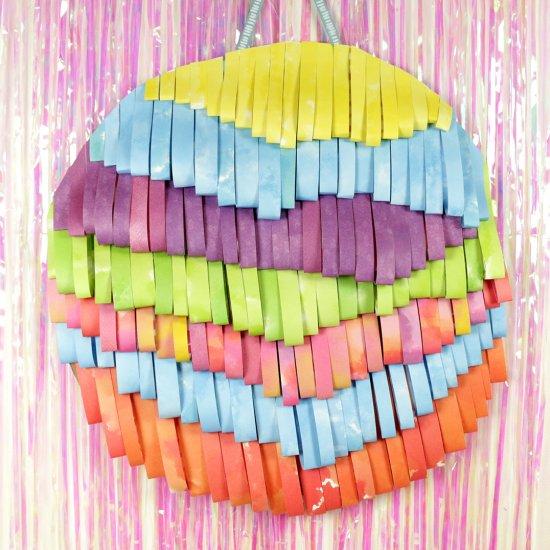 diy paper wall hanging | craftgawker