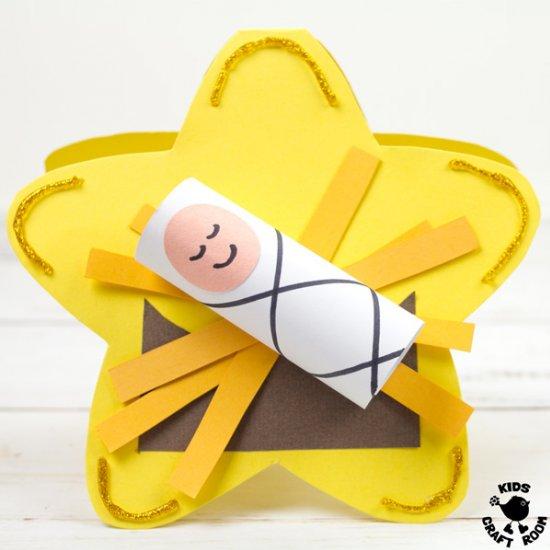 Baby Jesus Christmas Cards Craftgawker
