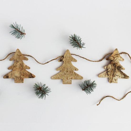Birch Tree Christmas Decorations Craftgawker