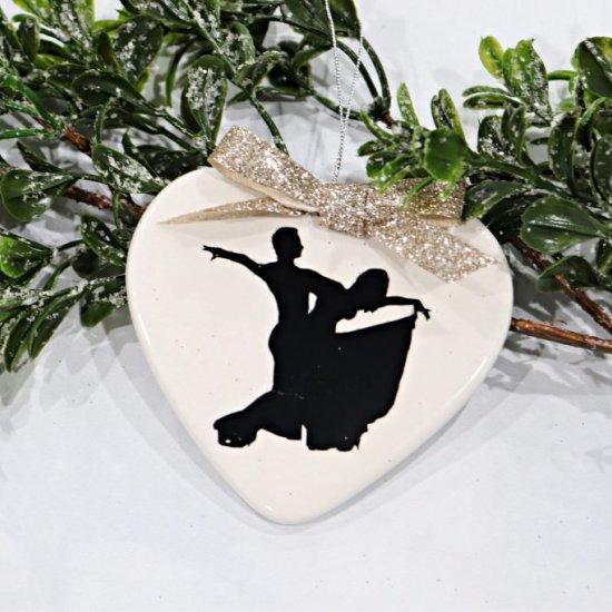 Dancing Couple Ornament