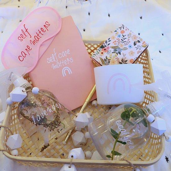 diy self care gift set